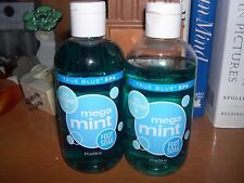 Bath & Body Works True Blue Spa Mega Mint Reviving Foot Soak w Peppermint x 2