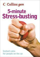 Collins Gem 5-Minute Stress-Busting: Instant Calm for People on the Go von...