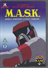 M.A.S.K. (1985) MASK The Death Star + four more stories R2 DVD