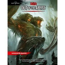 D&D Next OUT OF THE ABYSS (Dungeons & Dragons) - New, English