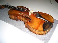 Sehr klangvolle schöne alte Geige restauriert u. angespielt m.Koffer ohne Bogen
