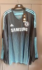 Chelsea 14/15 3rd Shirt Long Sleeve XXXL 3XL BNWT Adidas