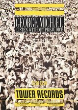 George Michael - Listen Without Prejudice - A4 Photo Print