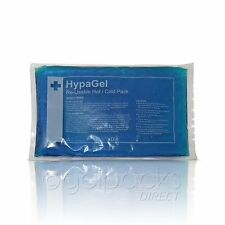 EXTRA LARGE Reusable Hot/Cold Gel Pack Pad Ideal For Sports Injury & Backache