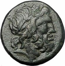 AMISOS in PONTUS MITHRADATES VI the GREAT Time Zeus Eagle Greek Coin i55483