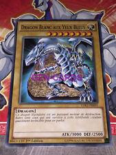 Carte Yu Gi Oh DRAGON BLANC AUX YEUX BLEUS LDK2-FRK02 VERSION 3
