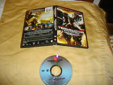 Terminator Salvation (DVD, 2009) region 1