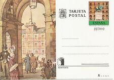 Tarjeta Postal PLAZA MAYOR ( Madrid ) NUEVA