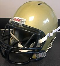 New listing RIDDELL Youth Football Helmet Large Gold