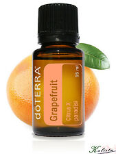 doTerra Grapefruit Essential Oil 15ml - New and Sealed - Free shipping