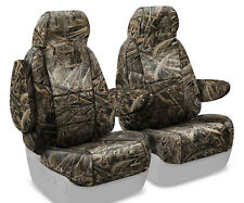 NEW Full Printed Realtree Max-5 Camo Camouflage Seat Covers / 5102039-13
