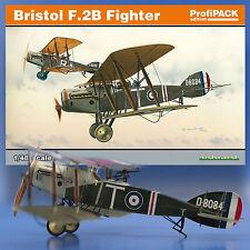 EDUARD 1/48 BRISTOL F.2B FIGHTER ProfiPACK KIT
