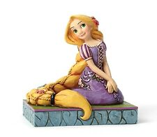 Disney Traditions Be Creative Tangled Rapunzel Figure Resin Figurine Gift Box