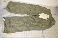 M1951 X-small regular FIELD trousers pants LINER extreme cold weather freeze OD