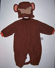 TOM ARMA MONKEY COSTUME 12-18 MO HALLOWEEN DRESS UP 12 18