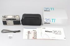 【Vintage Rare New Unused in box】Nikon 35Ti Point & Shoot Film Camera From Japan
