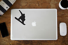 "Snowboard Etiqueta del vinilo adhesivo Para Apple Macbook air/pro 11 ""de 13"" 15 """