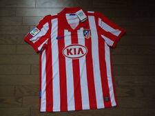 Atletico Madrid 100% Original Jersey Shirt M 2009/10 Home Still BNWT NEW