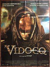 Affiche VIDOCQ Pitof GERARD DEPARDIEU Guillaume Canes INES SASTRE 120x160cm *D