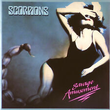 CD - Scorpions - Savage Amusement - #A1698