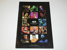 TODD MCFARLANE TOY CATALOG CATALOGUE COMIC 1999 FIGURE PREVIEW PROMO