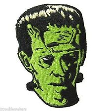 "Frankenstein 3"" Iron-on Patch - Rockabilly Retro Classic Horror"
