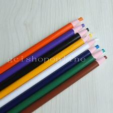 12 PCS Peel off China Marker Grease Pencil for wood Metal Cloth Wax Grease