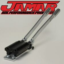 Jamar Performance Dual Angled Handle Billet Aluminum Steering Brake- Dune Buggy