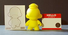 Munnyworld Mini Munny Multicolor Kidrobot Yellow Front Billed Hat