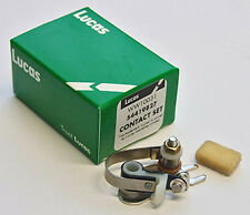 GENUINE LUCAS CONTACT POINTS 54419827 FOR 6CA,NORTON,BSA.TRIUMPH
