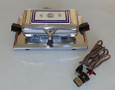Extremely RARE Vintage Antique Sandwich Toaster