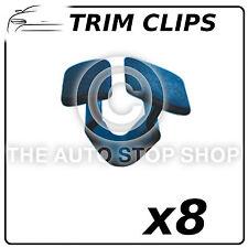CLIPS Trim Clip 10, 5 x 52 mm COFANO PER VOLKSWAGEN POLO / GOLF MK III 10261 8pk