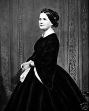 Mary Todd Lincoln First Lady Wife of Abraham Lincoln 8 x 10 Photo Portrait #yg1