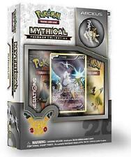 Arceus Mythical Collection Booster Box Pokemon Generations Pack 20th Anniversary