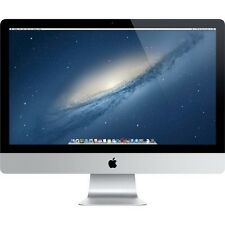 "Apple iMac 27"" Mac Desktop Core i5 3.1GHz 4GB RAM 1TB HDD MC814LL/A"