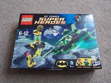LEGO - SUPER HEROES ( SET 76025 - GREEN LANTERN VS SINESTRO ) BRAND NEW