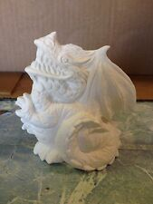 Mini Dragon Ceramic Bisque Ready To Paint Ready To Ship