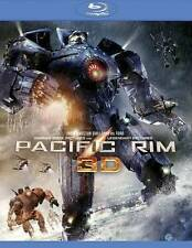 Pacific Rim 3D Blu-ray NEW no slipcover3D & 2D versions