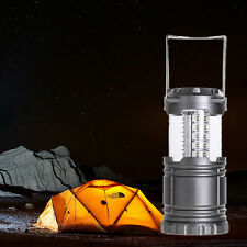 Portable Ultra Bright 30 LED Camping Outdoor Light Tent Collapsible Lamp Lantern