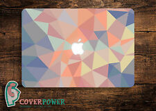 Geometric MacBook Decal Abstract Macbook Cover Sticker Vinyl Laptop Skin KL49