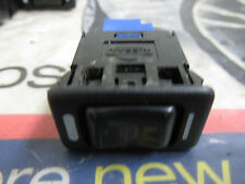 SUBARU FORESTER HEATED SEAT  SWITCH BLUE CONNECTOR