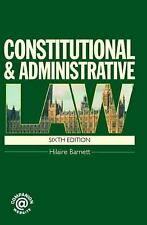 Constitutional & Administrative Law 6e