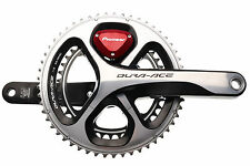 Pioneer Power Meter Shimano Dura Ace FC-9000 175mm 53/39t ANT+ Wireless