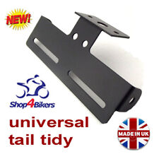 Bobber custom motorcycle universal tail tidy number plate holder rsend tailtidy