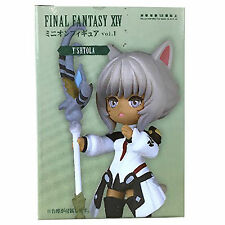 Final Fantasy XIV Volume 1 Minion Y'Shtola Mini Figure NEW Toys Collectible FF14