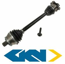 NEW Audi A4 RS4 S4 Front Driver Left CV Axle Shaft GKN / Loebro 8E0 407 271 AT