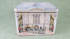 Churchill's Buckingham Palace Tin Container Cream Toffees