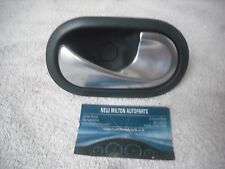 RENAULT SCENIC &  MEGANE  MK2    INTERIOR FRONT OR REAR  DOOR LEVER  O/S RIGHT