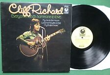 Cliff Richard Everyone Needs Someone to Love inc My Foolish Heart + SPR 90070 LP