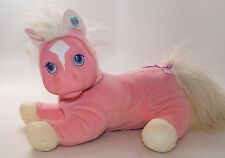 Vintage Hasbro Puppy Surprise Mom Mommy Pony Horse Pink White Rare